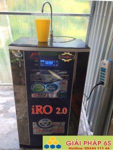Lọc nước thông minh IRO 2.0