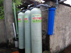 Lọc nước giếng khoan, lọc nước máy, nước nhiễm KIM LOẠI NẶNG, KHỬ MÙI – DIỆT KHUẨN, LÀM MỀM NƯỚC.