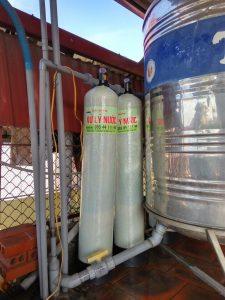 Lọc nước giếng khoan, lọc nước máy, nước nhiễm KIM LOẠI NẶNG, KHỬ MÙI – DIỆT KHUẨN.