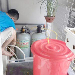 Công trình lọc làm mềm nước máy Hà Đông 01