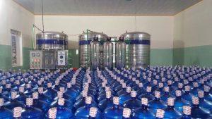 Dây chuyền lọc nước đóng chai được cung cấp bới 6S Việt Nam