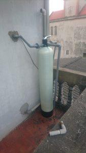 Công trình lọc nước máy tại Yên Nghĩa – Hà Đông