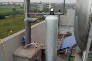 Công trình lọc lại nước máy tại Đồng Mai – Yên Nghĩa – Hà Đông