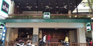 Công trình xử lý nước cho Aha cafe Trần Nhân Tông