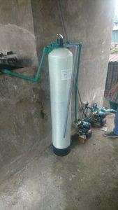 Công trình xử lý nước giếng khoan tại Văn Lâm – Hưng Yên