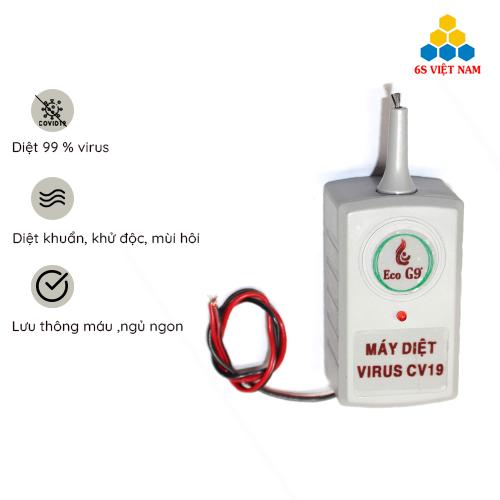 máy diệt virus cv19